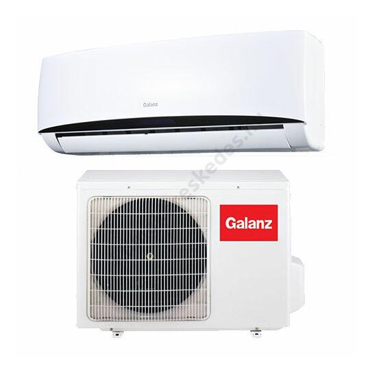 Galanz Arcus AUS-09H53R150P oldalfali 2,6 kW klíma
