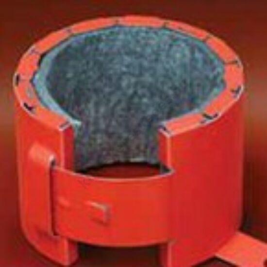 HAYDEN Tűzgátló roppantó gyűrű  központi porszívóhoz