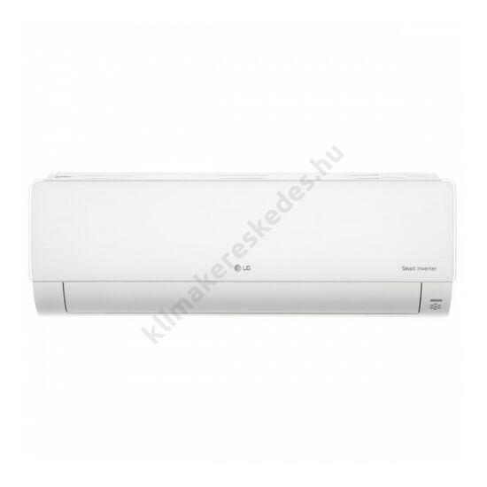 LG Deluxe DM09RP inverteres oldalfali split klíma 2,5 kW