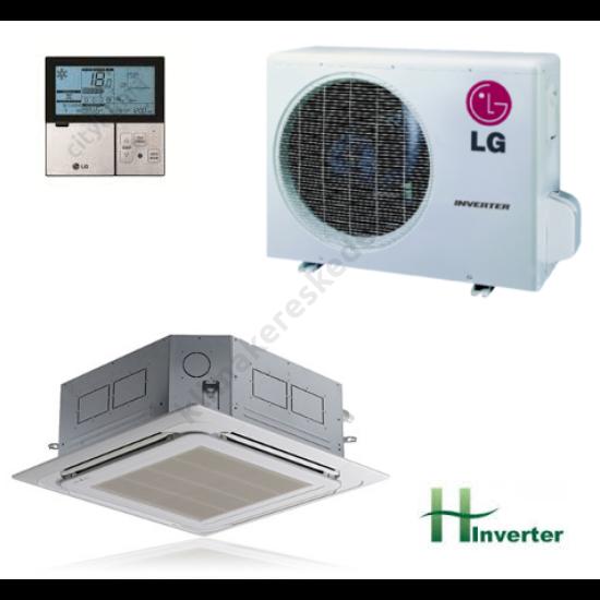 LG UU12WH/UT12H kazettás H-inverteres klímaberendezés