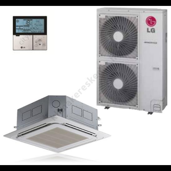 LG UT60 / UU61W kazettás inverteres klímaberendezés
