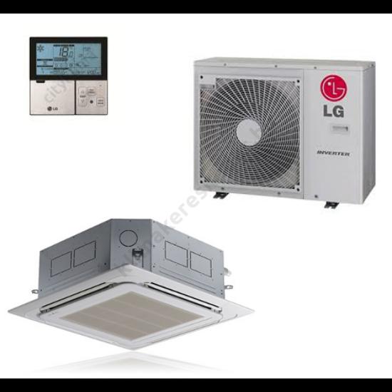 LG CT24/UU24W inverteres kazettás klíma berendezés