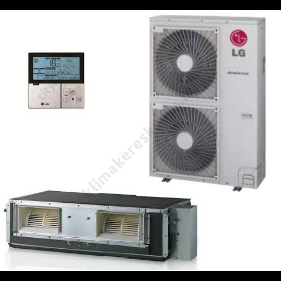 LG UB36 / UU37W inverteres légcsatornás klímaberendezés
