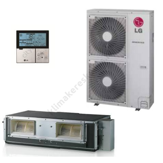 LG UB48 / UU49W inverteres légcsatornás klímaberendezés