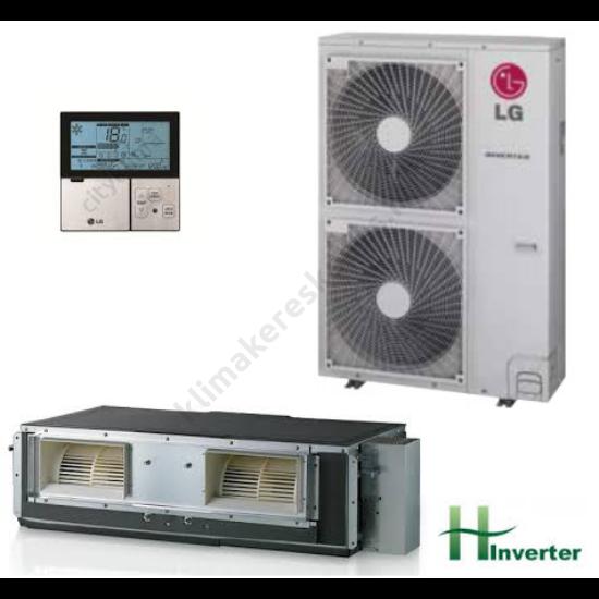 LG UB36H / UU37WH H-inverteres légcsatornás klímaberendezés