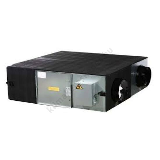 Midea HRV-1000 Hővisszanyerős szellőztető vezérlővel