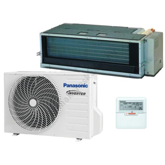 Panasonic CS-E12-PD3EA légcsatornás klíma