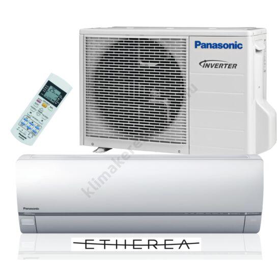 Panasonic Etherea XE7QKE ezüst inverteres klímaberendezés