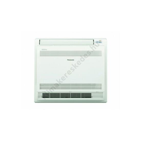 Panasonic E18-PFE padlókonzolos inverteres klímaberendezés