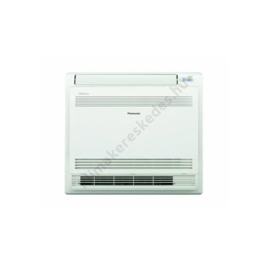 Panasonic E12-PFE padlókonzolos inverteres multi klímaberendezés