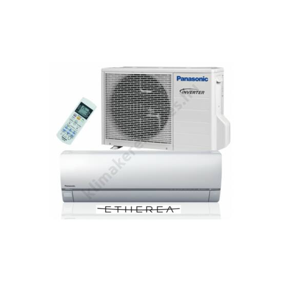 Panasonic Etherea XE18QKE ezüst inverteres klímaberendezés