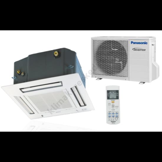 Panasonic CS-E12PB4EA/CU-E12PB4EA 4 utas kazettás inverteres klímaberendezés