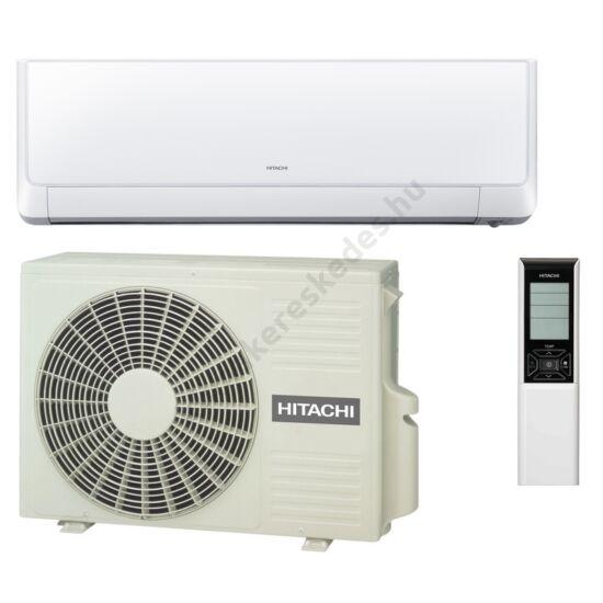 Hitachi Economy RAK25PEC / RAC25WEC inverteres klíma 2,5 kW