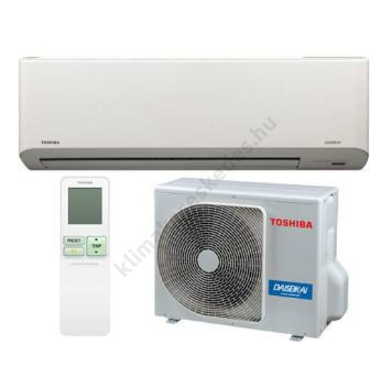 Toshiba Suzumi Plus RAS-B16N3KV2-E/RAS-16N3AV2-E inverteres klímaberendezés