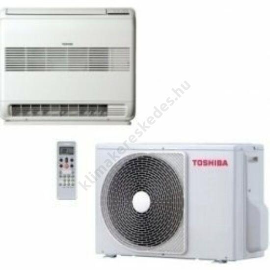 Toshiba Konzol RAS-B10UFV-E1/RAS-10N3AV2-E1 inverteres klímaberendezés