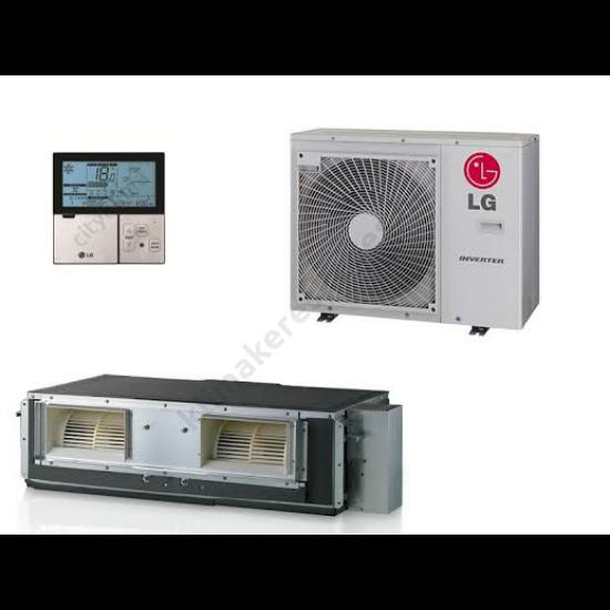 LG UU18W/CB18 légcsatornás inverteres klímaberendezés